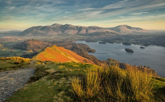 Catbells Looking over Derwent Water & To Skiddaw.jpg